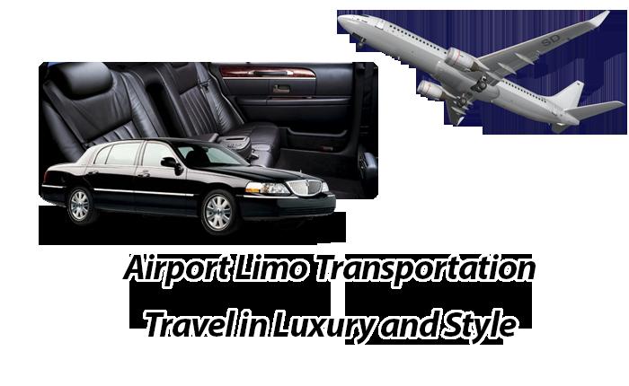 Airport limo montreal